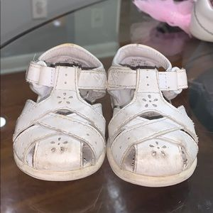 Baby Stride Rite walker sandals